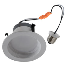 "Load image into Gallery viewer, 4"" Recessed LED Retrofit Downlight (Can)"