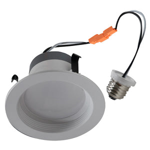 "4"" Recessed LED Retrofit Downlight (Can)"