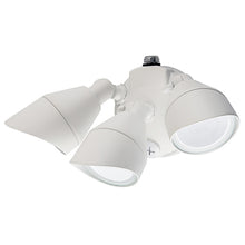 Load image into Gallery viewer, Triple Head LED Outdoor Security Lights - 36W