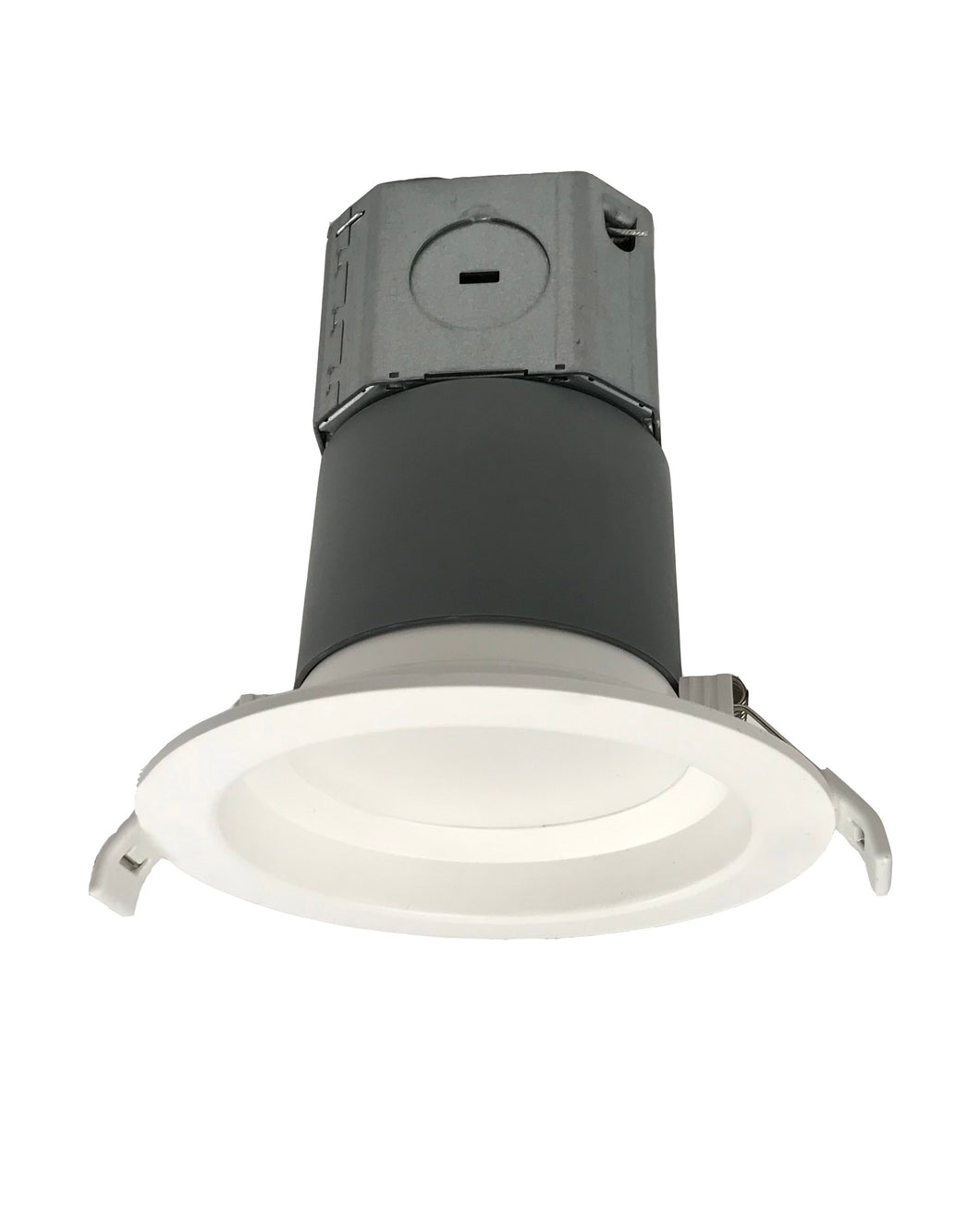 4 inch Recessed LED Baffle - New Construction | Your LED Light Source
