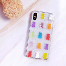 Load image into Gallery viewer, 3D Candy Colors Case - iPhone and Galaxy