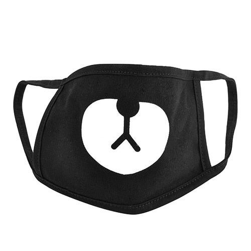 Anti-Dust Bear Mouth Face Mask