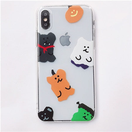 Spooky Bear Case - iPhone