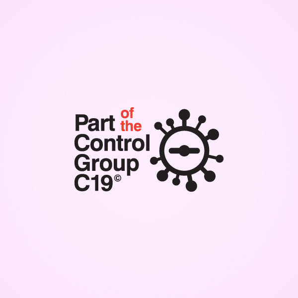 Official Part of the Control Group C19 logo. Copyright ©2021 StoneBros.dk