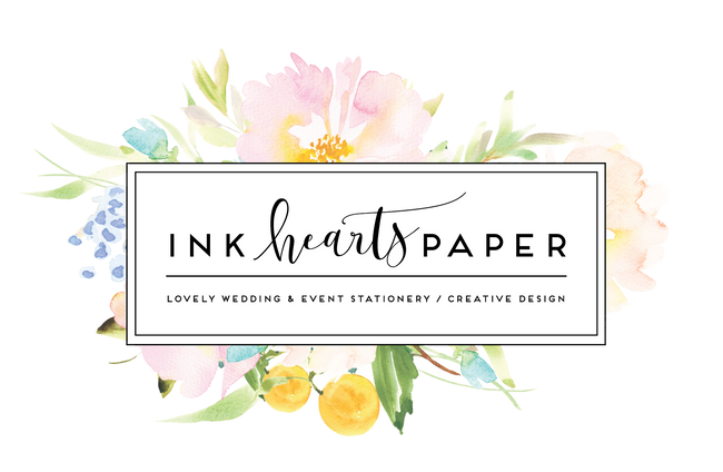 Ink Hearts Paper