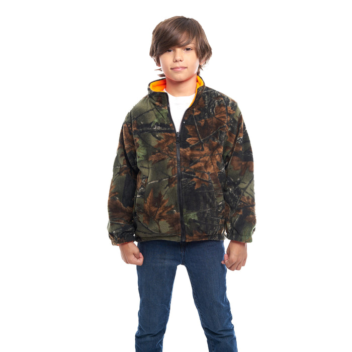 Kid's Thurmond Reversible Jacket