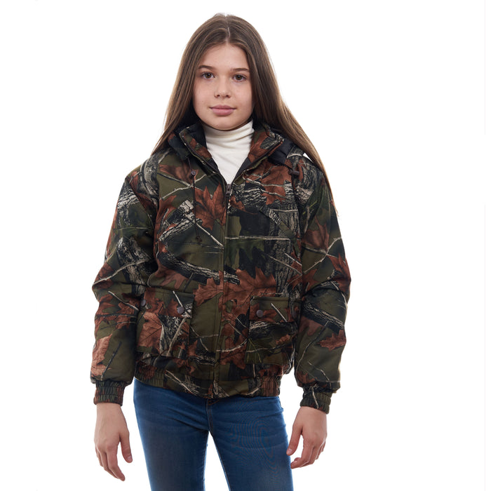 Kid's Evolton Insulated Tanker Jacket