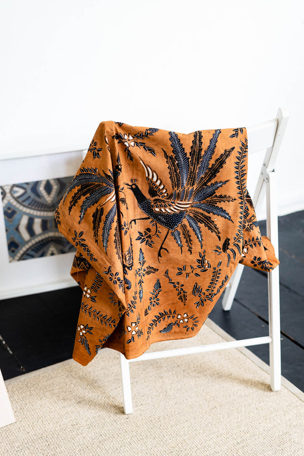 Best Batik and handwoven textiles from Singapore ethical designer Gypsied