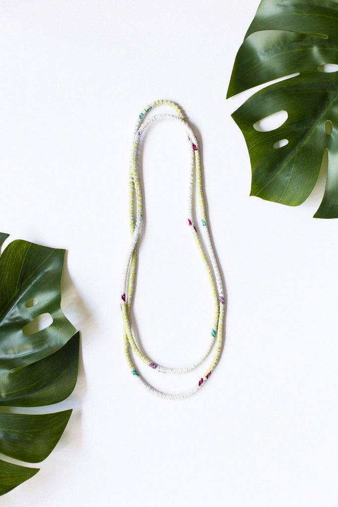 Bali Loop Necklace
