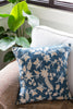 Batik Mekar Pillow and home decor from Singapore ethical designer Gypsied
