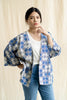 Batik Open Jacket | Cinta (Final Piece)