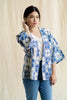 Batik Open Jacket | Cinta