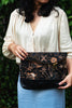 Batik Sutra Classy Shoulder Bag from Singapore ethical designer Gypsied