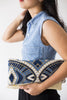Batik Ubud Clutch from Singapore ethical designer Gypsied