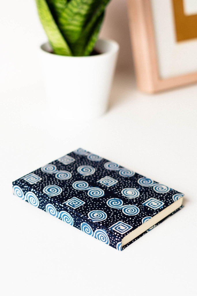 Batik Notebook | Samudra