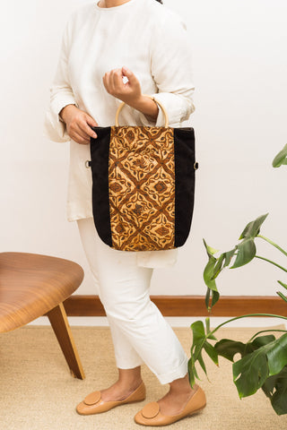 Luna Three-Way Tote