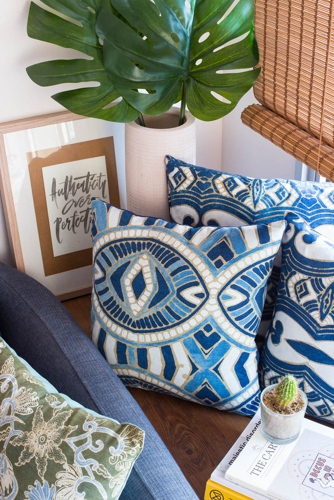 Indigo Ubud Pillow