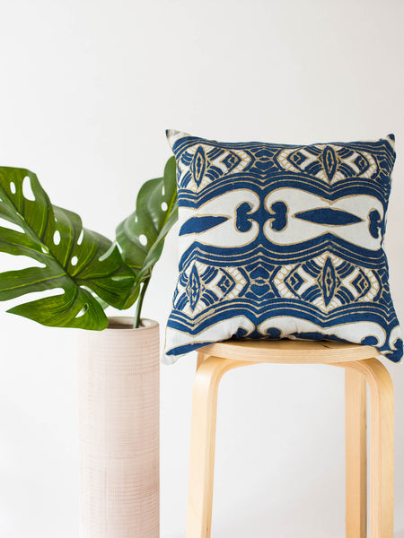 Indigo Asli Pillow
