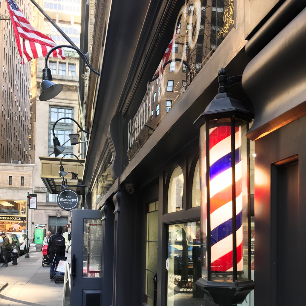 New York City REAMIR Barber Shops Reopening