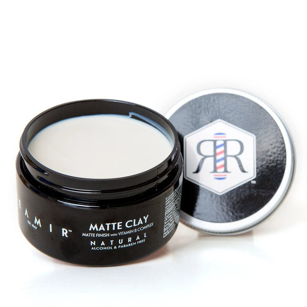 REAMIR Men's Grooming Product / Matte Clay