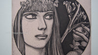 Ernst Fuchs - Original Limited Edition Etching & Aquatint 1976