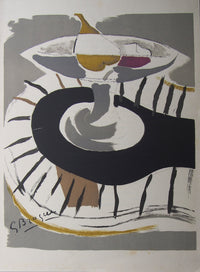 Georges Braque - Original Lithograph 1960