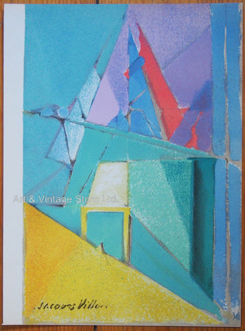Image of Jacques Villon Vintage Print - Original Lithograph 1964