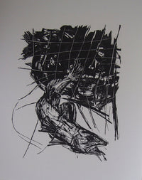 Jorg Bernkoff - Original Limited Edition Woodcut