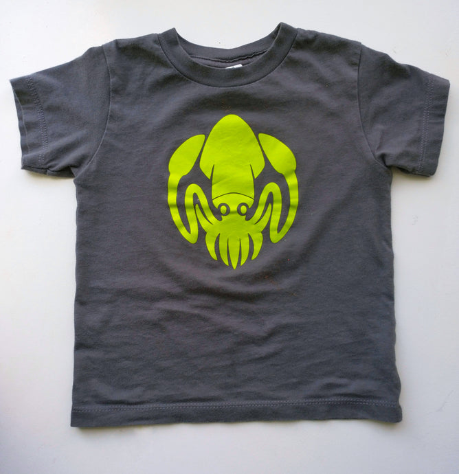Awesome Squid! Kids t-shirt