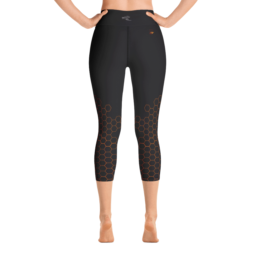 Hive Capri Leggings