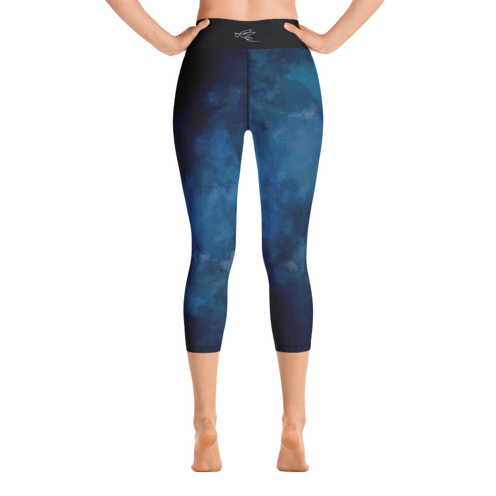 Dusk Capri Leggings