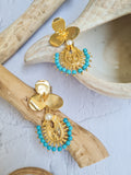 Azure Paradise - Denali Earrings