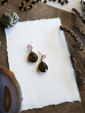 Clean Slate - Rosette Earrings 1