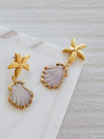 Gold Coast - Kamalei Earrings