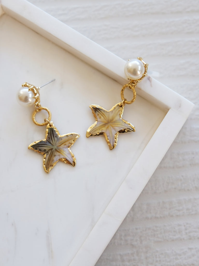 Gold Coast - Marella Earrings