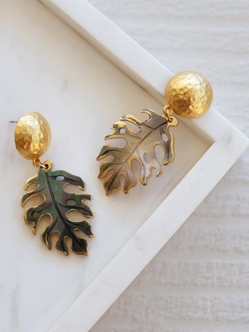 Gold Coast - Lyria Earrings