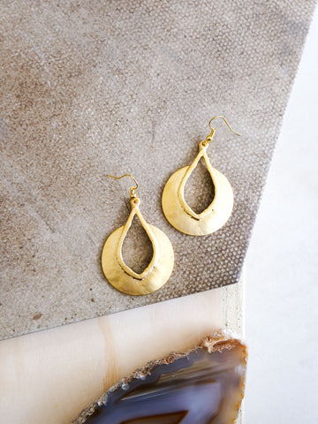 Clean Slate - Vause Earrings