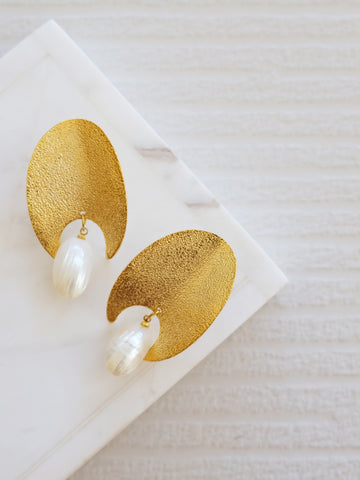 Gold Coast - Inoa Earrings