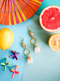 Summer Bounty - Marion Earrings