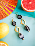 Summer Bounty - Currant Earrings
