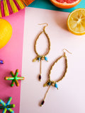 Summer Bounty - Araza Earrings 1