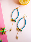 Summer Bounty - Araza Earrings 5