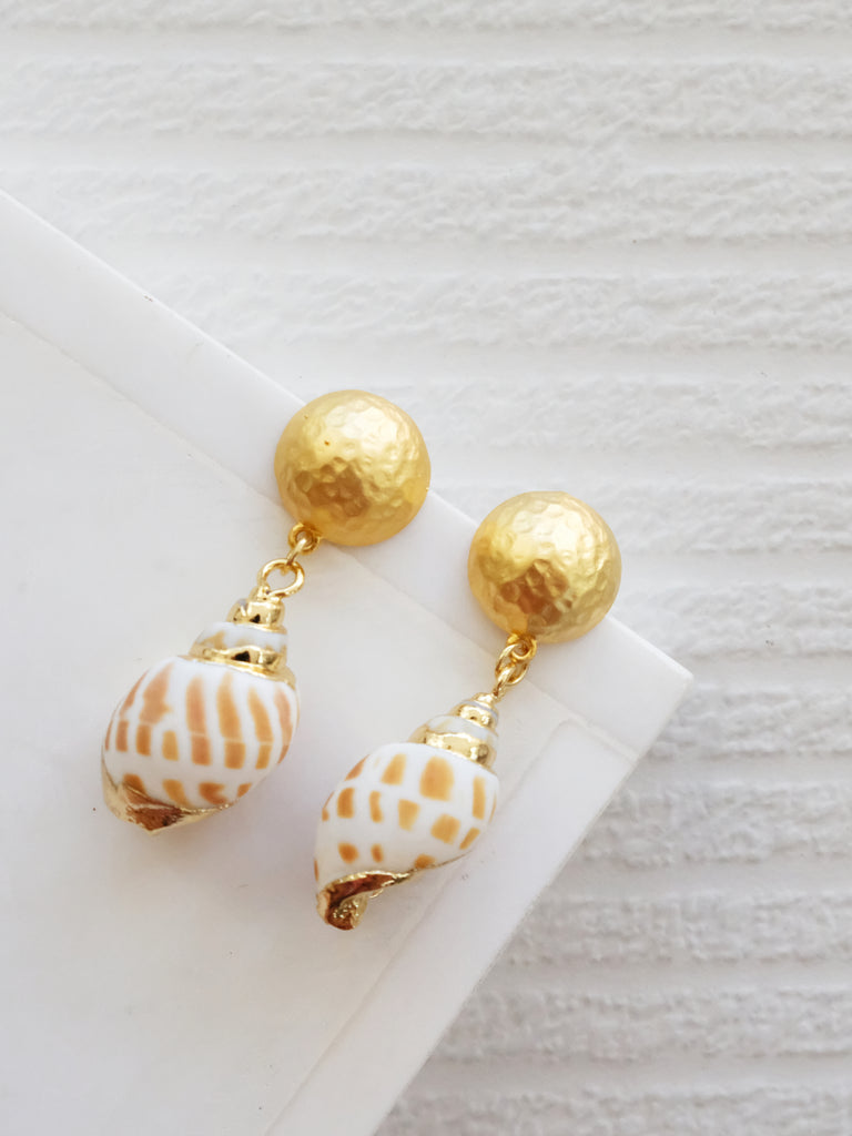 Gold Coast - Pinta Earrings 1