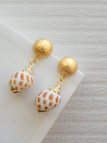 Gold Coast - Pinta Earrings 3