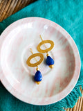 Azure Paradise - Porto Earrings