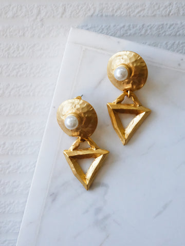 Gold Coast - Mirissa Earrings