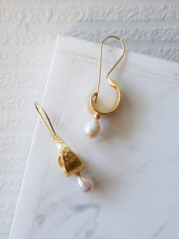 Gold Coast - Langkawi Earrings