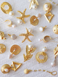 Gold Coast - Copa Earrings