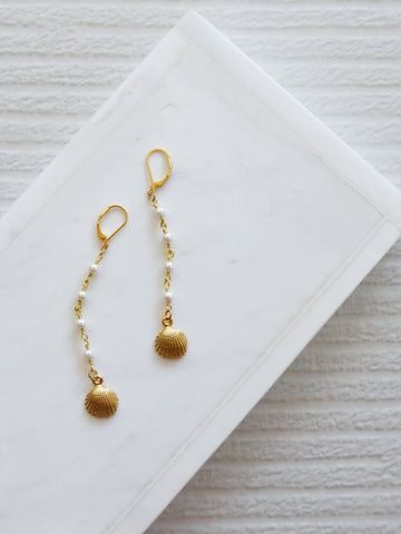 Gold Coast - Alette Earrings