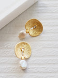 Gold Coast - Hondura Earrings